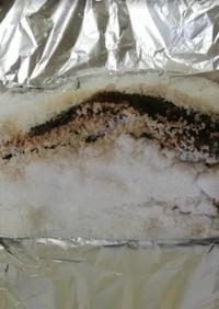 鮎の塩釜!簡単で美味しい。