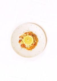 ねぎ塩レモンの、爽やかチキンソテー。