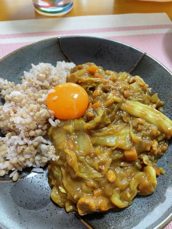 白菜大量消費☆白菜カレー