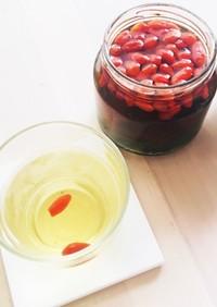 クコの実(コジベリー)りんご酢☆薬膳酢