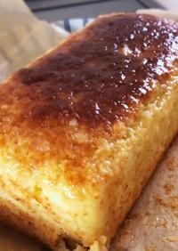 あと掛けシロップの♪パインパウンドケーキ