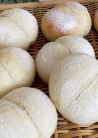 豆乳で作るハイジの白パン♡