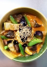 豆腐バーグ入り煮込みハンバーグ味ドーム蒸