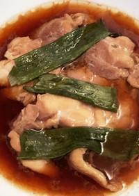 鶏チャーシュー風な簡単やわらか蒸し鶏☆