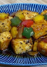 豆腐の煮物 / 豆腐チョリム