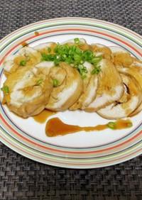 ダイエットに!鶏胸肉のチャーシュー