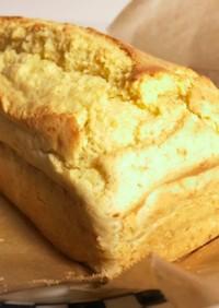 高級食パンみたいなバナナパウンドケーキ