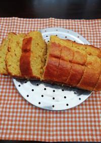 人参とバナナのパウンドケーキ