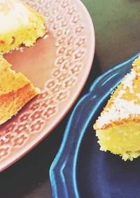 ふわふわしっとりパンケーキ