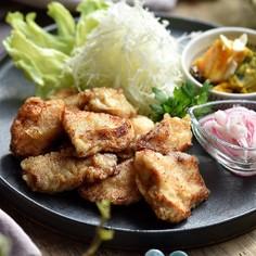 鶏の竜田天ぷら☆