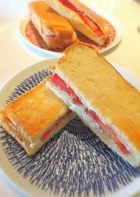 イタリアン☆ベイクドサンドイッチ
