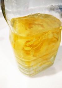 レモンのお酒
