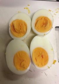 オールパン:固茹で卵