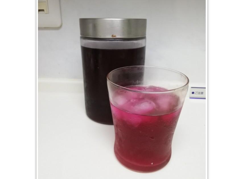簡単!赤シソジュース シロップレシピ