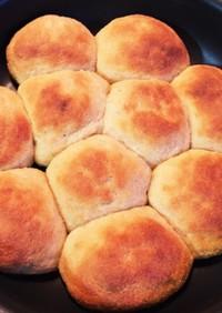 超低糖質ダイエット!小麦ファイバー丸パン