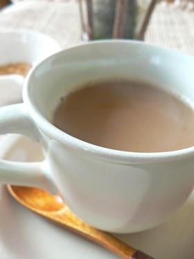 ホッと…きなこコーヒー ♬♫