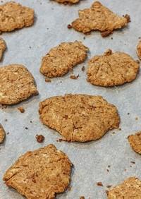 おからきなこアーモンドクッキー