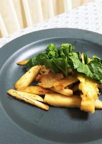 簡単一品☆長芋のチーズ焼き
