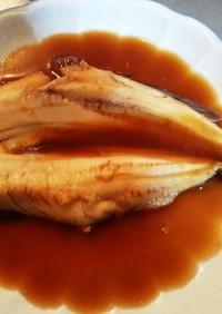 魚の煮付け 適当簡単早いうまい!