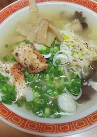 コストコチキンで作るスープの素