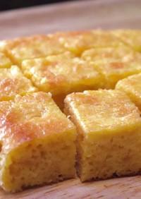 生姜とパイナップルのケーキ