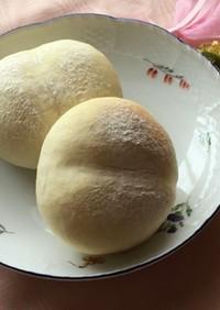 ♡ハチミツで白パン♡