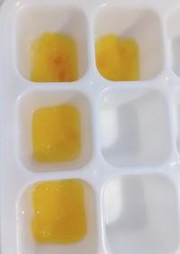 離乳食初期 さくらんぼのペースト