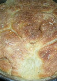 S炊飯器で発酵&炊くパン(シナモンロール)