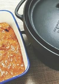 ダッチオーブンで作る「半無水」カレー