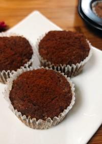 低糖質 おからのラムチョコケーキ