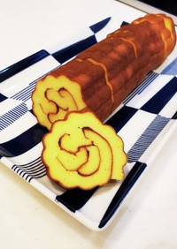 糖質オフ☆フライパンで作る伊達巻