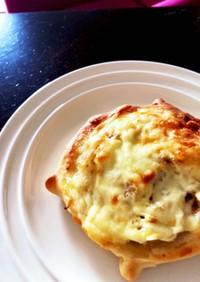 簡単手作りパン!ツナマヨオニオン惣菜パン