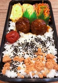 玉子焼き弁当 0618