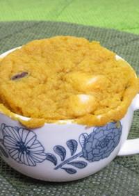 大麦粉で簡単カップケーキ♪♪