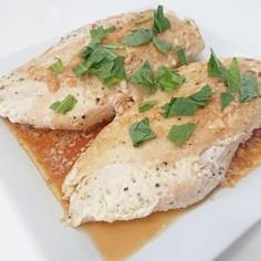 鶏むね肉のマヨネーズソテー