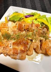 黒酢ドリンクで作る、鶏肉黒酢焼き