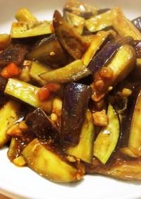 簡単おかず:ご飯がススム麻婆茄子