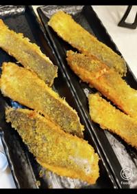 生鮭の香草チーズパン粉焼き
