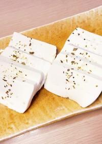 人気検索TOP10入り!水切り豆腐