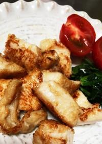 簡単 鶏むね肉のマヨネーズ焼き