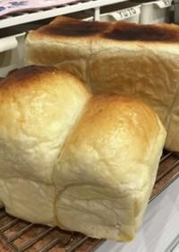 ♡簡単♡天然酵母食パン2斤&パウンド型♡