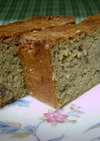 激ウマ❤抹茶とあずきのおからケーキ