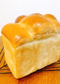 レーズン酵母のフワフワ天然酵母食パン♪