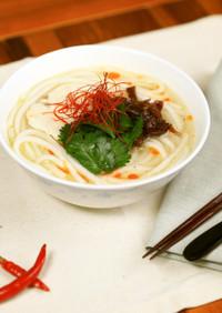 う米めんフォー/白米中太麺