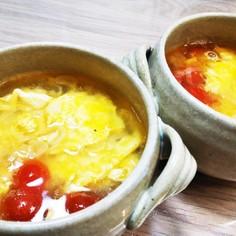 シンプル酸辣湯