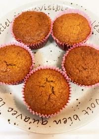 胡桃パウダーと米粉のチョコチップケーキ