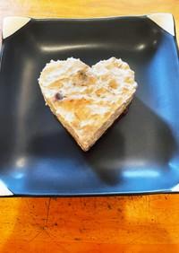 ヘルシーフルーツヨーグルトレアチーズ 風