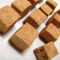 キューブクッキー●醤油
