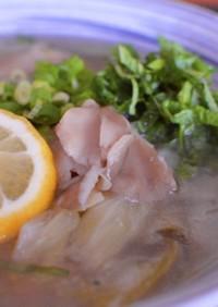 舞茸・キャベツたっぷりのダイエットスープ
