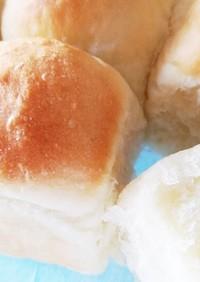お豆腐はちみつ・ミルクちぎりパン
